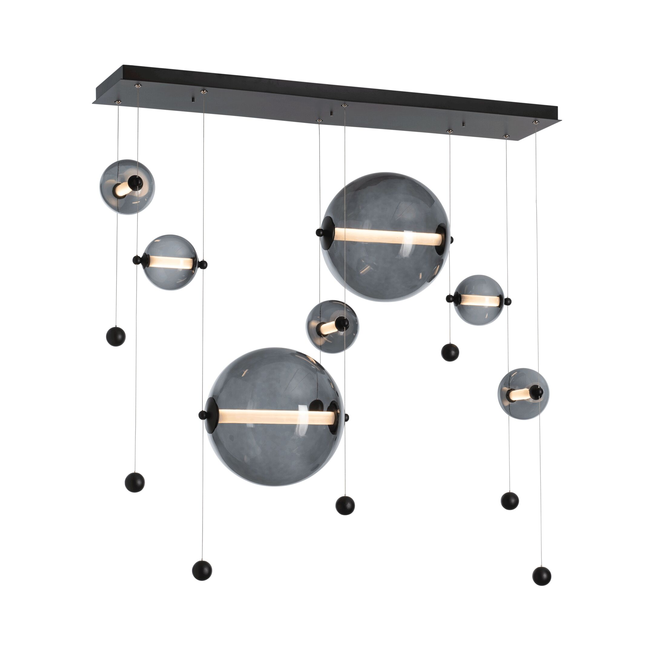 Thumbnail for Abacus Double Linear LED Pendant