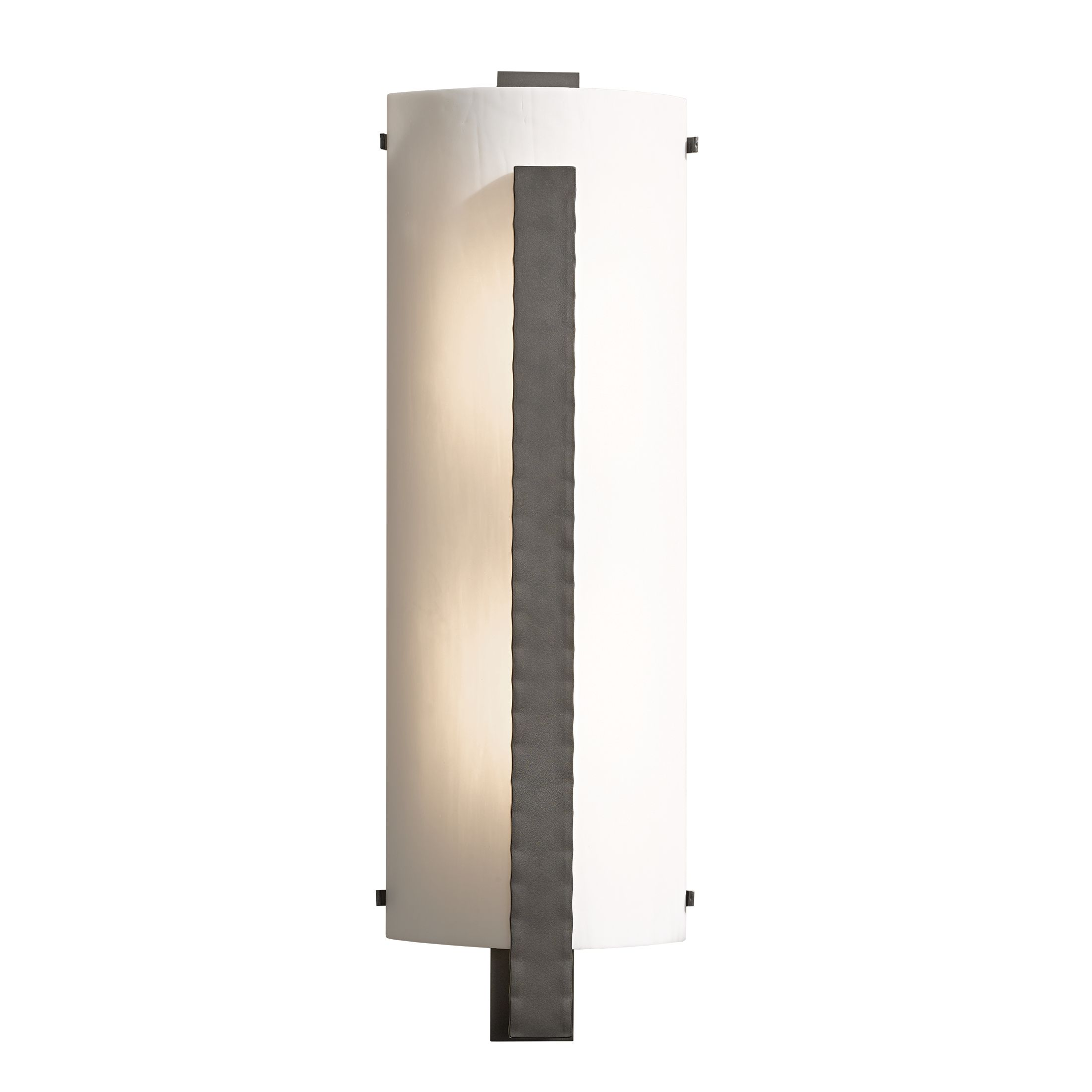 Thumbnail for Forged Vertical Bar Large Sconce