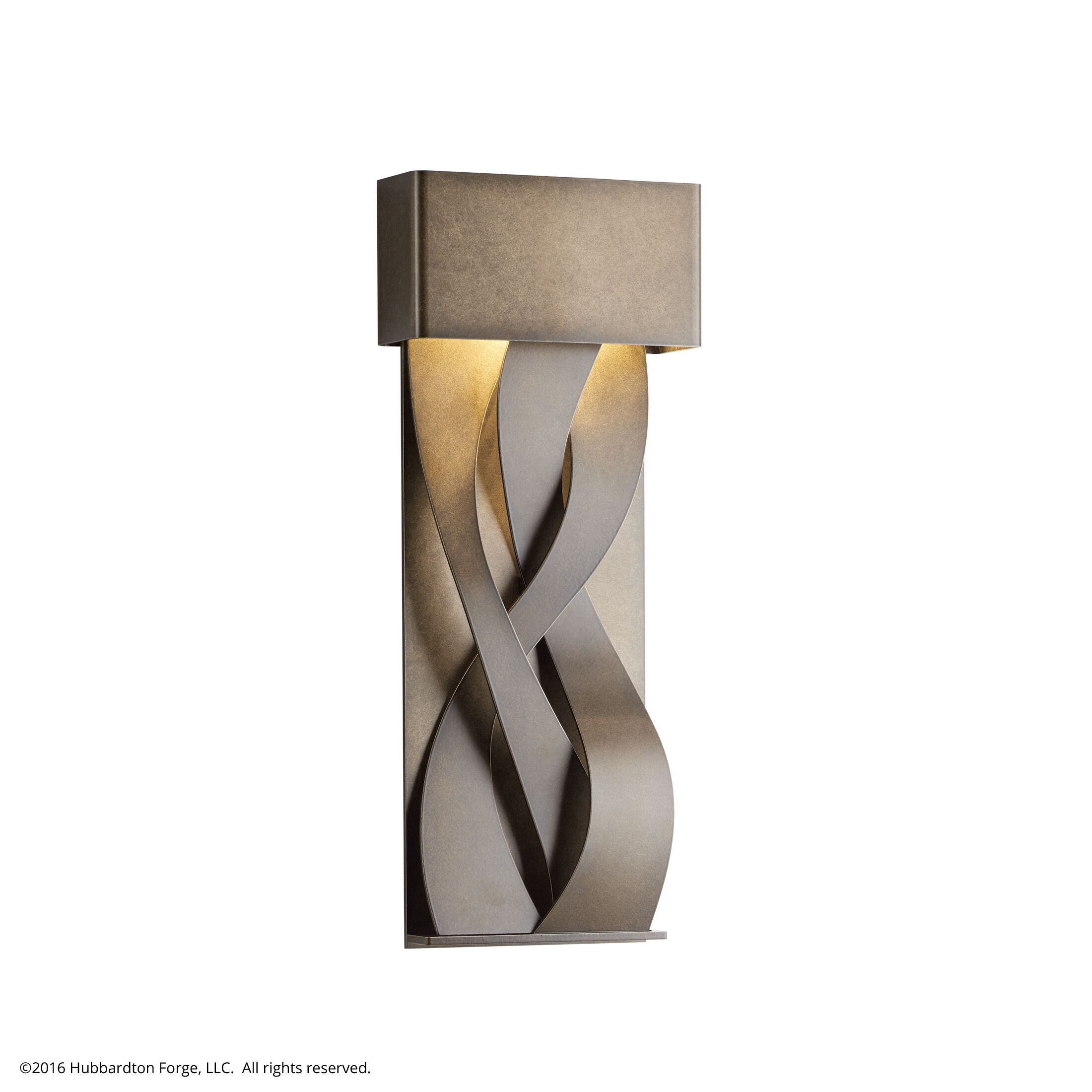 Thumbnail for Tress Small Dark Sky Friendly LED Outdoor Sconce