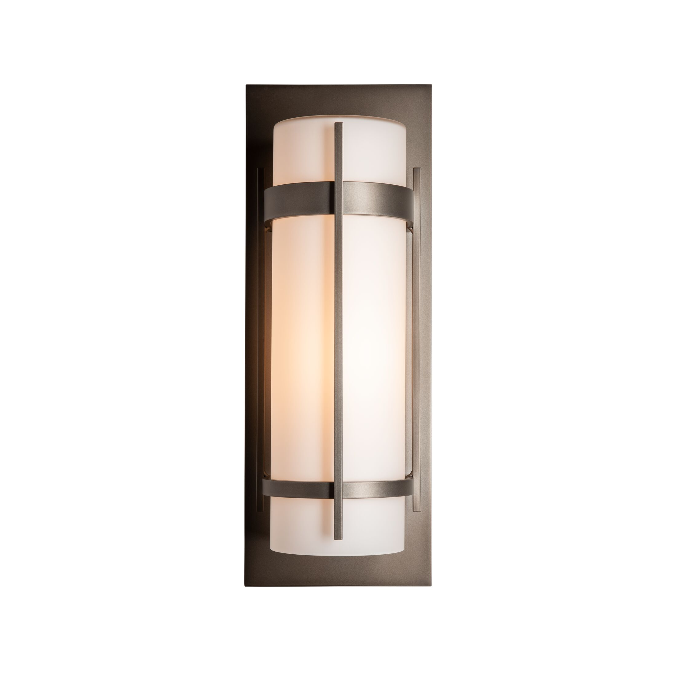 Product Detail: Banded Large Outdoor Sconce