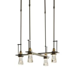 137720 Erlenmeyer 4 Light Pendant