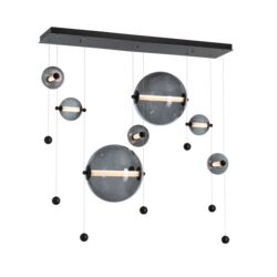 139054 Abacus Double Linear LED Pendant