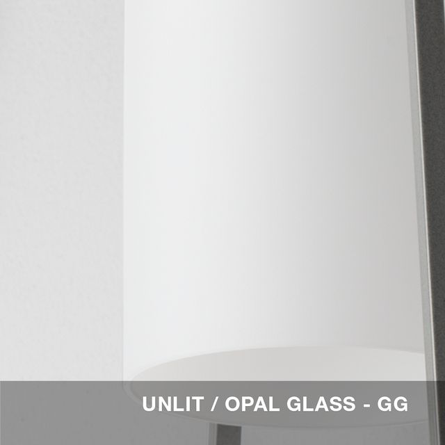 Unlit - Opal Glass swatch