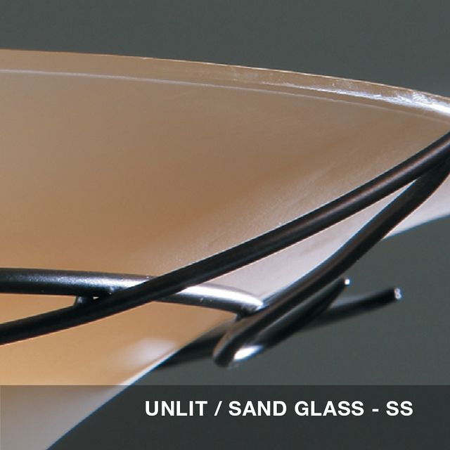 Unlit - Sand glass swatch