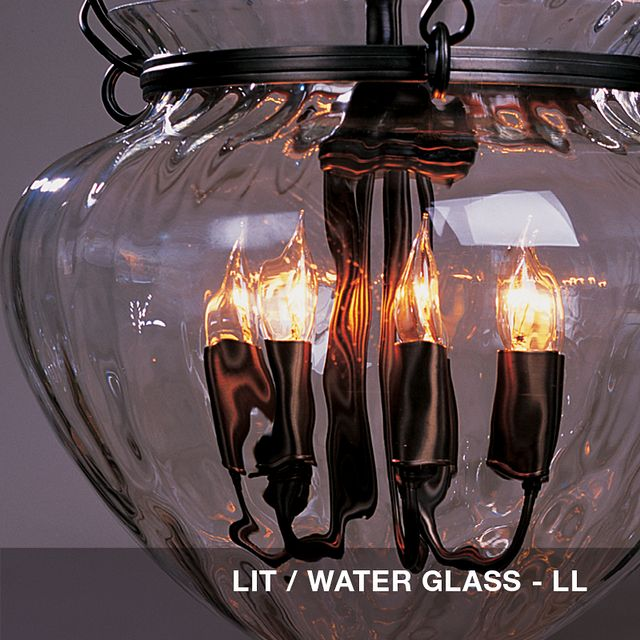 Lit - Water glass swatch