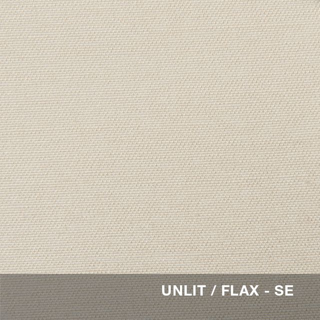 Unlit - Flax shade swatch