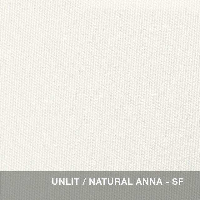 Unlit - Natural Anna shade swatch
