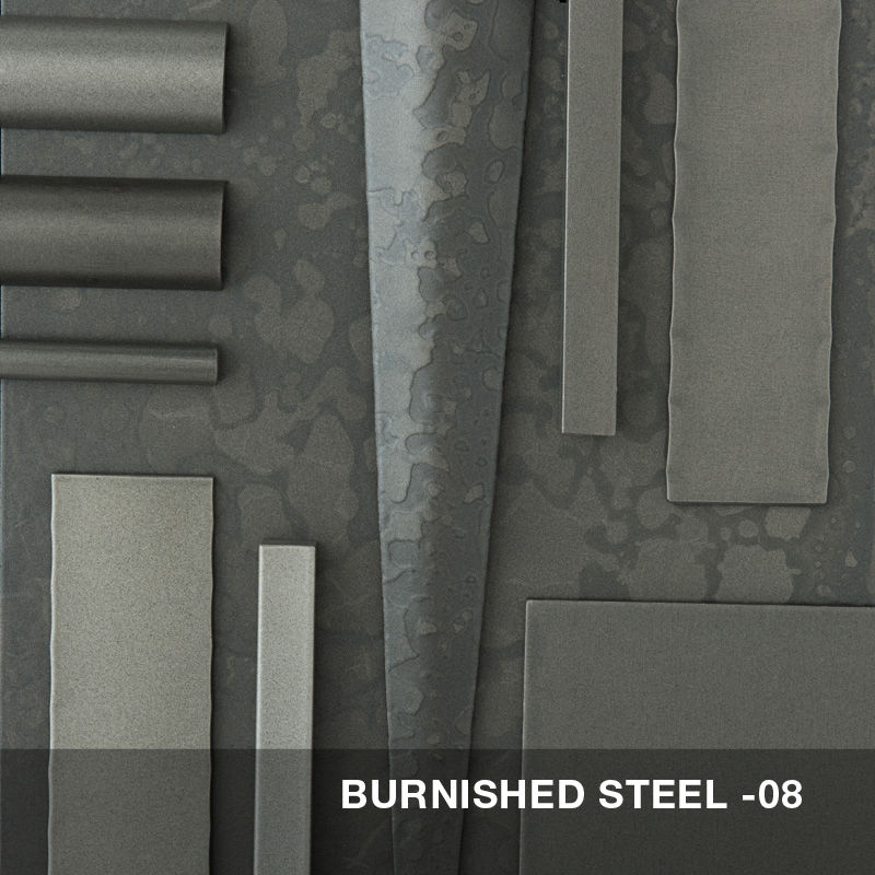 Burnished Steel - 08